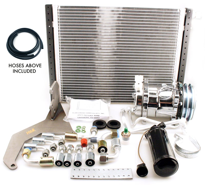 Southern Air Complete Installation Kit For All Aftermarket