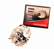 Remy 100 Amp One Wire Chrome Alternator
