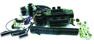 Superfrost Pro A/C, Heat, and Defrost.COMPLETE KIT No vacuum