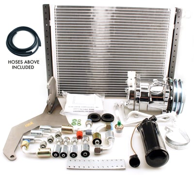 Southern Air complete installation kit for All Aftermarket Units