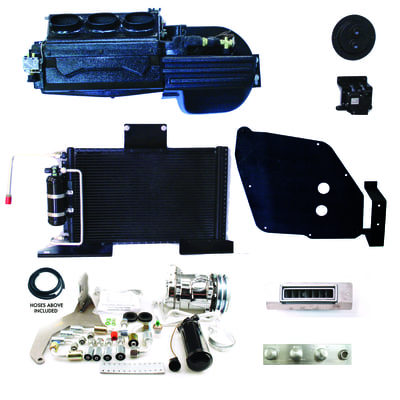1967-72 Chevy Truck Direct Fit Kit