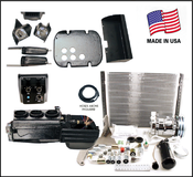 Chevy 1957 A/C Heat and Defrost Kit COMPLETE KIT