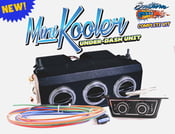 OUT OF STOCK Mini Kooler UNDER-DASH Unit Complete Kit