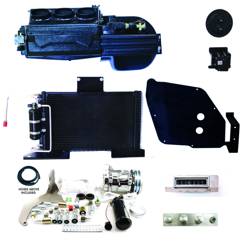 1967 72 Chevy Truck Direct Fit Kit