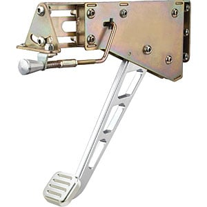 Billet Aluminum Foot Brake With Window Arm