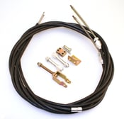Emergency Hand Brake Cable Kit with Hardware American Shifter Company - ASCBC001
