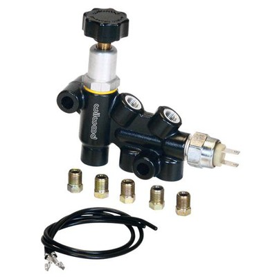 wilwood Adjustable Proportioning Valve with Brake Switch