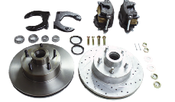 "Mustang II or Early Ford 11"" Disc Brake Kit"