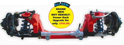 mustang ii hub to hub 34 36 chevy Suspension Lift Kits Chevy Truck