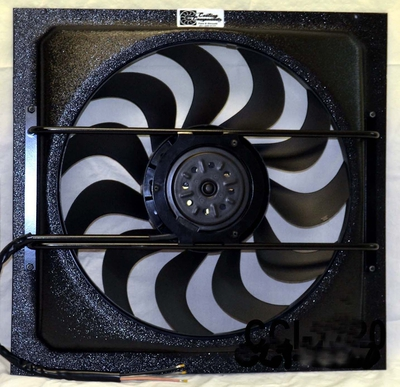"Cooling Components Fan 22"" H x 18-1/2"" W"