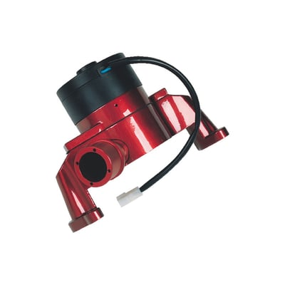 Electric Water Pump Red