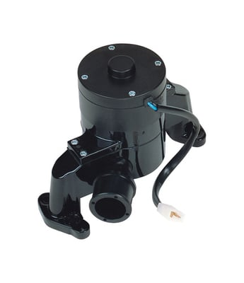 Electric Water Pump Black