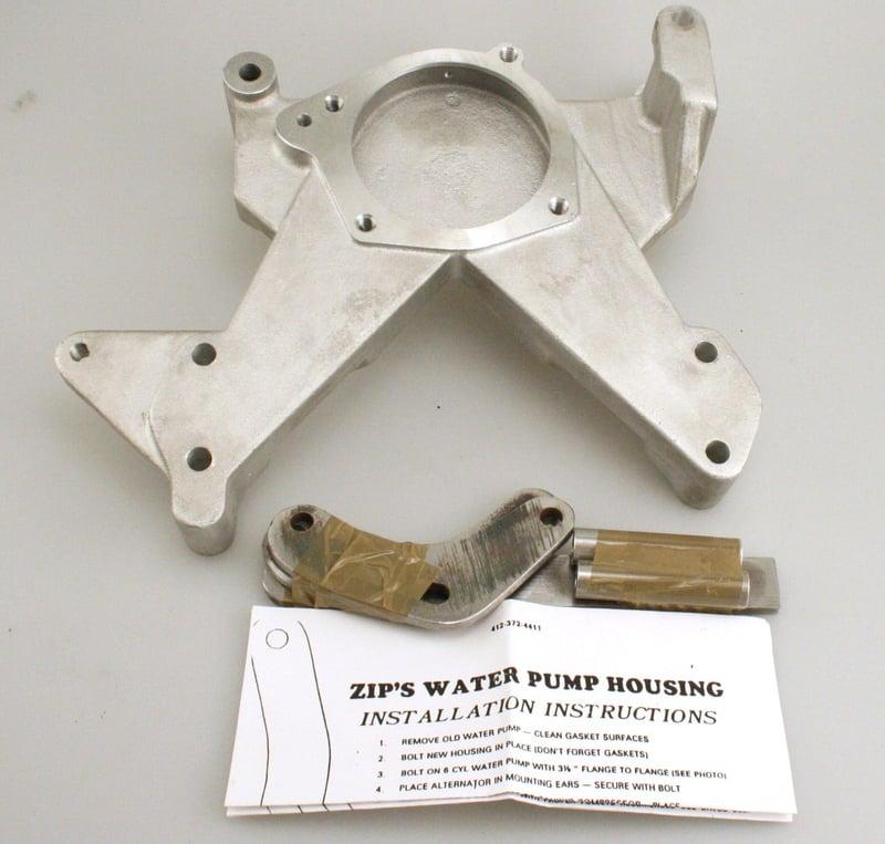 Zip Aluminum Pump Riser
