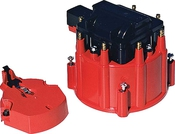 Proform High Power 50,000 Volt HEI Coil and Cap Kits Red Cap
