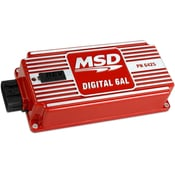 MSD Digital 6AL Ignition, with Rev Limiter