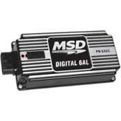 BLK MSD-6AL, Digital Ignition w/rev Cont