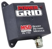 Module, Boost Retard for Power Grid