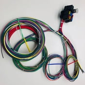 16 Circuit VW Deluxe Wiring Kit USA MADE