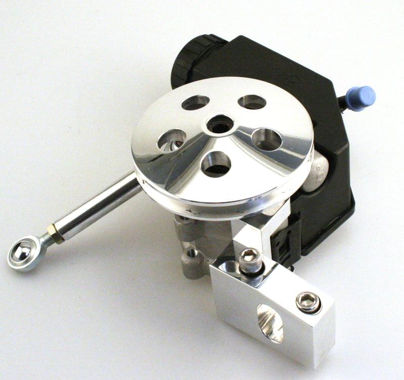 Power Steering Pump Complete Kit Assembled