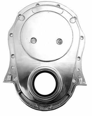 Billet Timing Chain Cover BBC