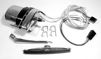 Vintique Clamp on Roadster Stainless Steel Wiper Kit