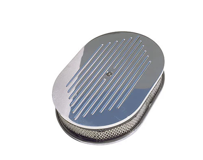 12 Inch Oval Air Cleaner
