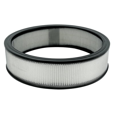 "14"" Round Air Cleaner Filter small grate"