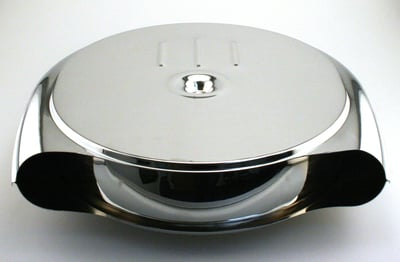Back in STOCK Chrome Caddy Air Cleaner