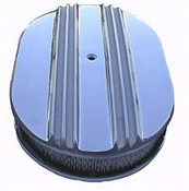 New Style Cast Finned Oval Air Cleaner