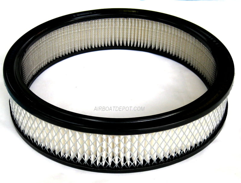 14 Quot Round Air Cleaner Filter