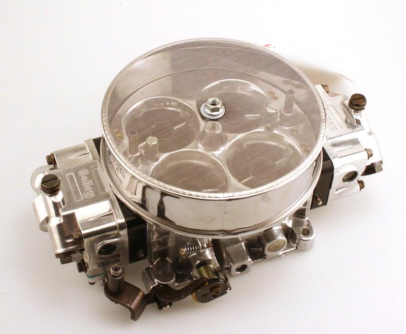 Holley Or Quick Fuel Dominator 4500 Carburetor Air Screen
