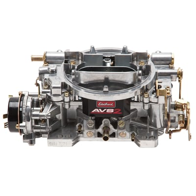 Edelbrock AVS2 series Carburetor electric choke