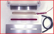 "12"" LED Third Brake Light Kit (red)"