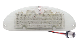 55 Chevy LED park light inserts