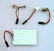 LED Dome or Tag Light Converter