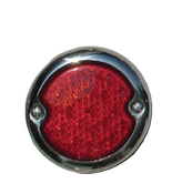 1933-36 Ford LED Tail lights with stainless housing
