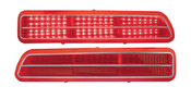 1969 Camaro LED Tail light inserts