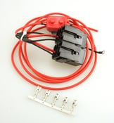 Rebel Wire Headlamp Relay Kit