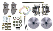 Complete Disk Brake Kit for 1955-1957 Chevy Car
