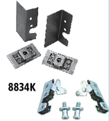 Small Stainless Steel Latch and Install Kit