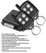 4-Channel Keyless entry System