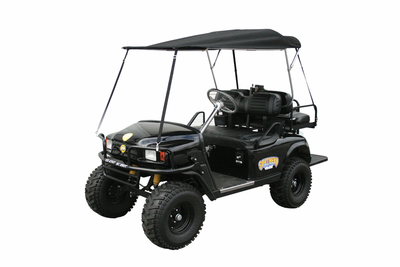 Elegant Folding Golf Cart Tops
