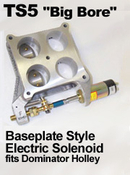 TS5 Baseplate Style Electric Soleniod Style