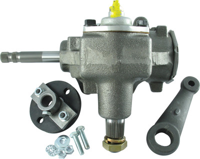Steering Conversion Kit Power To Manual 64 67 Chevelle
