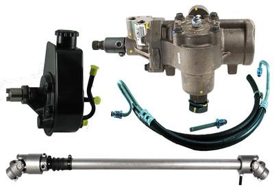 Power Steering Upgrade kit for 1994 Dodge 2500 3500