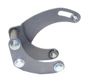 Power Steering Pump Bracket, Steel, SBC/SWP
