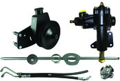 P/S Conversion Kit, Fits 65-66 Mustang with Manual Steering and 289 V-8