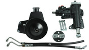 P/S Conversion Kit, Fits 68-70 Mustang with Manual Steering and 289/302/351W