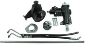 P/S Conversion Kit, Fits 65-66 Mustang with Manual Steering and 200/250 I-6