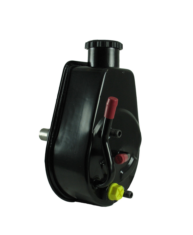 P S Pump With Two Returns For Hydro Boost Brake Applications